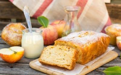 Super Moist Apple Cake Recipe